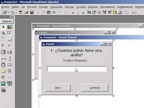 youtube tutorial visual basic 6 0 tutorial preguntas y respuestas en visual basic 6 0