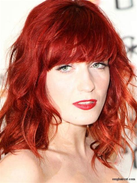 haircuts for curly red hair trendy curly red hairstyles womens fave hairstyles