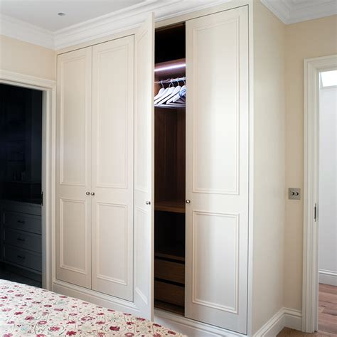 Fitted Wardrobe Storage by