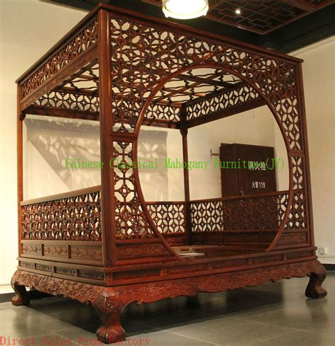 chinese beds chinese beds chinese style bed tradition luxurious retro classical picture in
