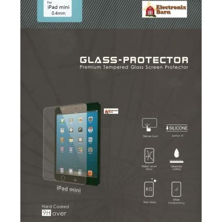Tyrex Premium Tempered Glass Mini 1 2 3 premium tempered glass screen protector mini 1 2 and 3