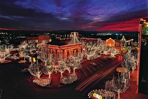 garvan gardens christmas lights travel arkansas all is merry and bright ay mag ay
