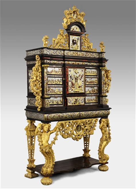 Cabinet Henri Philippe by Marqueterie Boulle Mars 2016