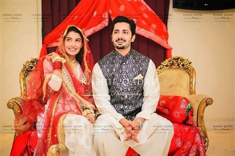 Simple Nikah Dresses Pakistani
