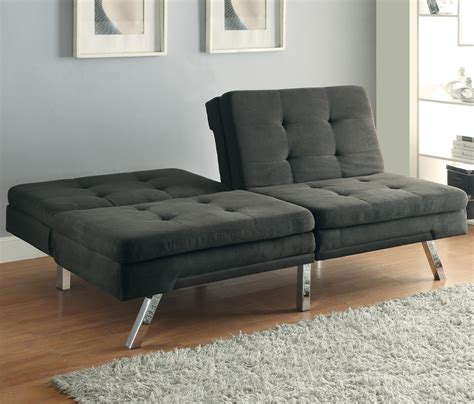 contemporary sofa beds sofa beds and futons contemporary microfiber sofa bed