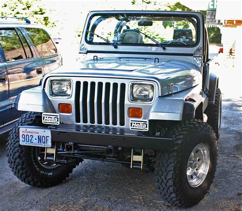 Bad Jeep Tj Bad Quot Yj Quot Jeep Wrangler Photo Monte Dodge Photos At