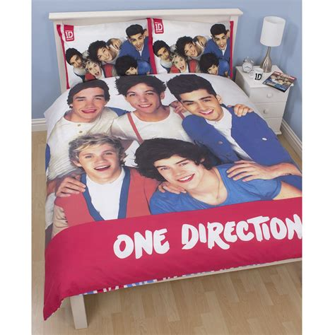 one direction bed sheets one direction 1d crush double duvet cover set bed mattress sale