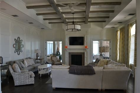 big room house the quot big house quot traditional living room orlando by zoltan construction llc