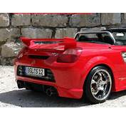 TRC Tuning Toyota MR2 Roadster Rear Wing 1999&gt