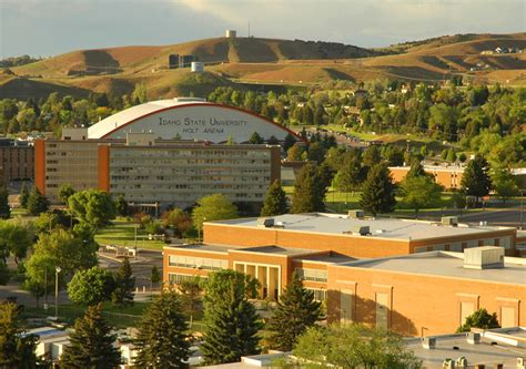 college in pocatello idaho in
