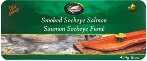 Smoked Salmon Shelf by Shelf Stable Smoked Salmon Wildcanadasalmon