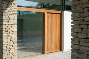 contemporary front door urban front porto pivot iroko contemporary front