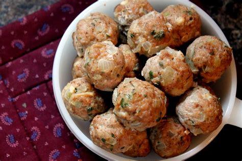 recipes for ground turkey meatballs ground turkey apple recipe
