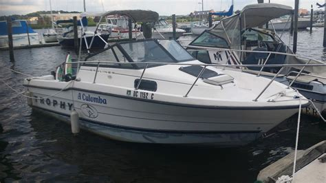 boats for sale washington dc area bayliner trophy boat for sale from usa
