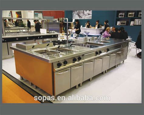 Commercial Kitchen Range sopas commercial cooking range 900 series electric range 2