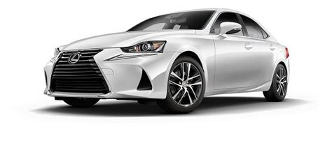 Lexus Is200 Features