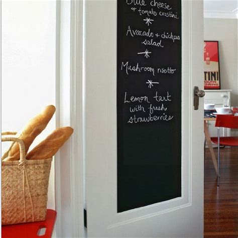 blackboard wall stickers chalk blackboard stickers removable draw decor mural