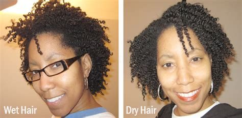 senegalese twist wet dry major length difference when you twist on dry hair vs wet