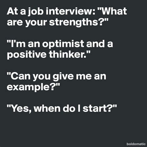 how to talk about strengths and weaknesses during a job interview