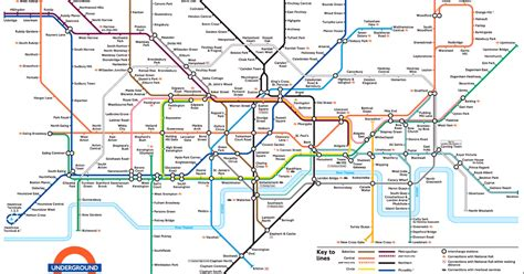 printable version of london tube map map of london tube free printable maps