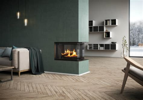 Visio Fireplace by Rais Visio 2 1 And 3 1 Wood Burning Stoves Inserts The