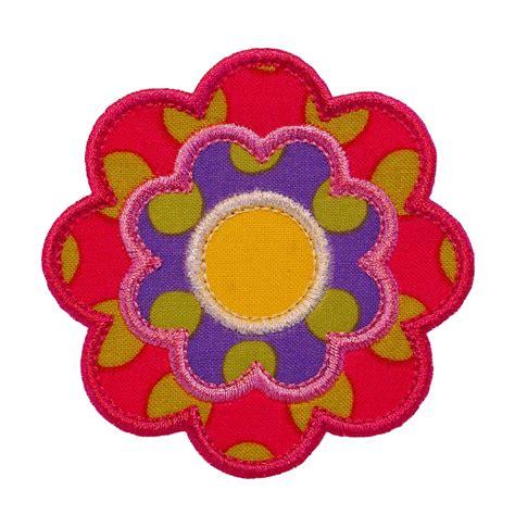 pattern flower applique flower power appliques machine embroidery designs applique