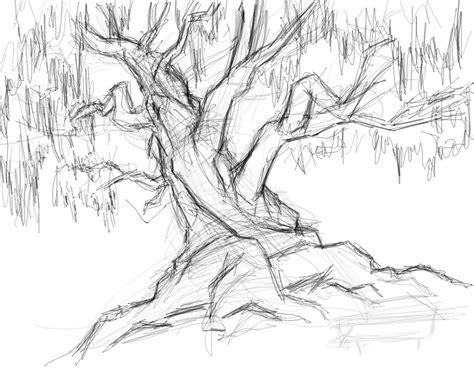 tree sketch by savari07 on deviantart