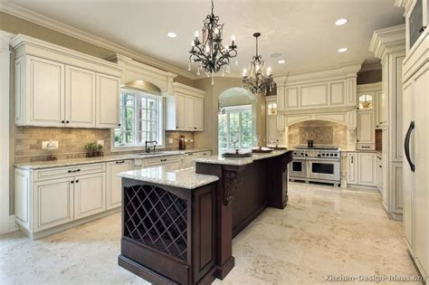 traditional kitchen cabinets pictures pictures of kitchens traditional two tone kitchen