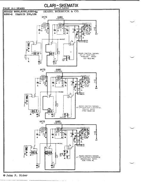 silvertone guitar wiring diagrams wiring diagram