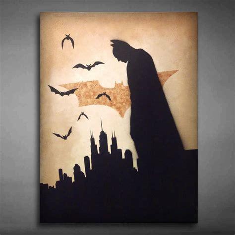 painting batman 25 best ideas about batman painting on batman