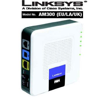 Modem Adsl Linksys Am300 linksys am300 modem support