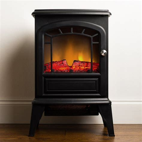 Electric Fireplace Stove Electric Fireplace Space Heater Stove Mock Wood Burning Thermostat Energy Saver Other