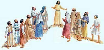 imagenes de jesus llama a sus apostoles jes 250 s escoge a los doce ap 243 stoles 20140909