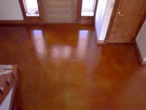 sted concrete patio colors acid stained floor
