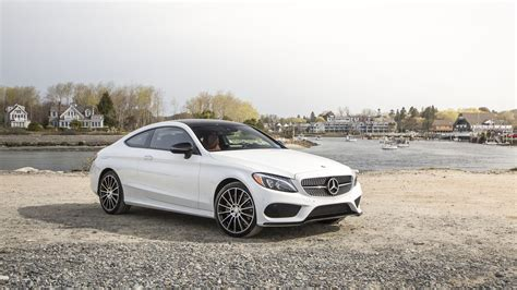 2017 C300 Coupe White by Drive 2017 Mercedes C300 Coupe