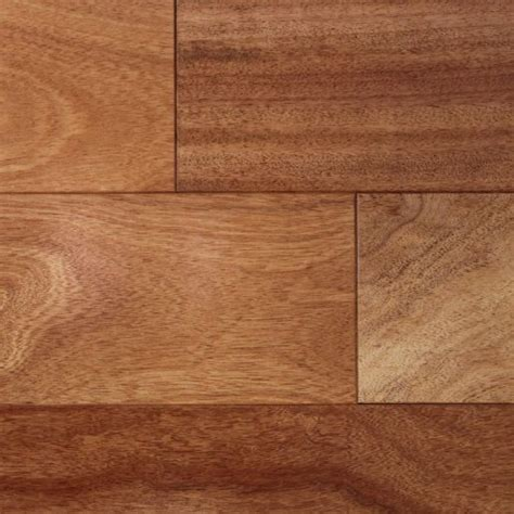 African Cedar Hardwood Flooring   Prefinished Engineered