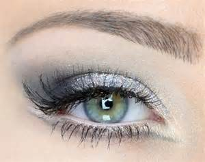 silver eye color silver eye makeup images