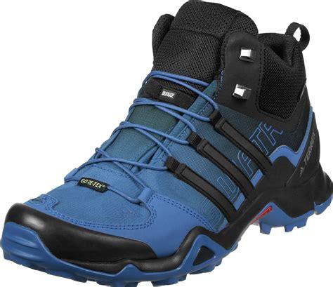 Adidas Terrek adidas terrex r mid gtx hiking shoes blue black