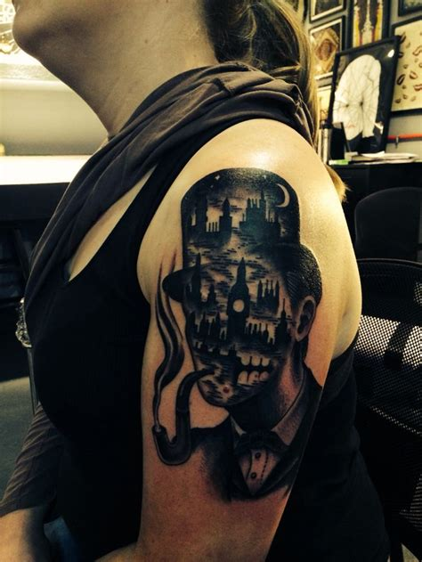 black atlas tattoo my new sherlock from the badass joel