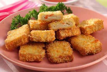 cara membuat nugget ayam yang sehat cara membuat nugget sayur ikan tahu sendiri yang sehat