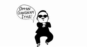 Image result for PSY Gangnam Style (강남스타일)