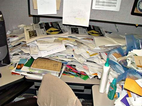 what do you call a table behind a couch what your messy desk says about you it s a good thing