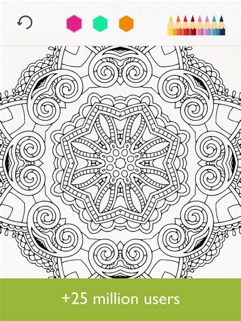 coloring books for adults free app colorfy coloring book for adults free android apps on