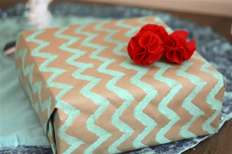 Handmade Wrapping Paper Ideas - gift ideas diy gift wrap photos huffpost