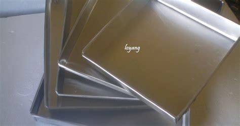 Grosir Loyang Chiffon Diameter 26 Cm Loyang Kue alat baking cetakan kue murah loyang aneka jenis bentuk