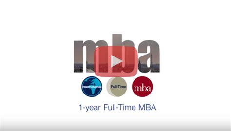 Mba Time Uk by Sda Bocconi 1 Year Time Mba For Who Just Won