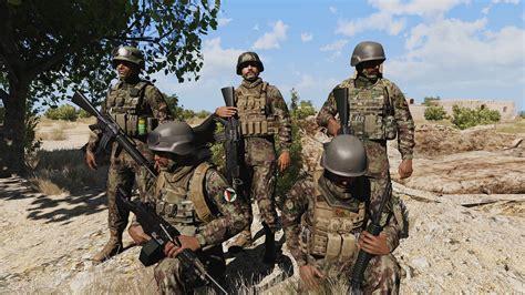Army A afghan national army units armaholic
