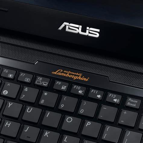 Asus Lamborghini Vx7 Specs Asus Launches New Lamborghini Vx7 Notebook W Bridge