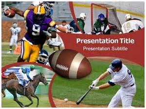 Free Sport Powerpoint Templates by Sports Powerpoint Presentation Sports Ppt Templates