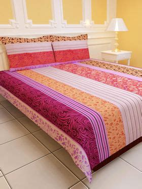pillow covers and bed sheets buy luxury queen 8 designer double bed sheets with 16